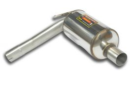 Supersprint  Rear exhaust Right  LAND ROVER DISCOVERY 3 2.7 TD V6 2005