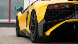 NOVITEC Suspension for Lamborghini Aventador SV & Roadster SV