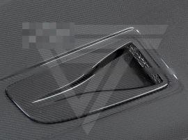 Porsche Boxster 718 GT2 RS Carbon Fiber Hood Bonnet