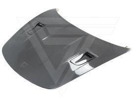 Porsche Cayman 718 GT2 RS Carbon Fiber Hood Bonnet