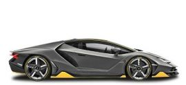 Quicksilver Lamborghini Centenario Exhaust System