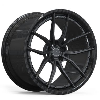 BRIXTON FORGED WHEELS - PF3 CARBON+