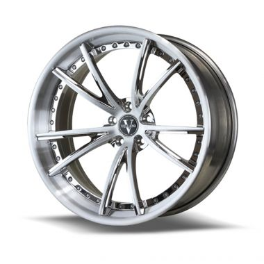 VELLANO VCV CONCAVE STEP-LIP FORGED WHEELS 3-PIECE