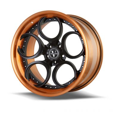 VELLANO VFC CONCAVE STEP-LIP FORGED WHEELS 3-PIECE